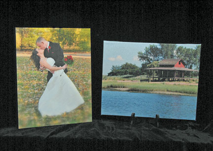 Canvas Art Examples from Shutterart by Debi